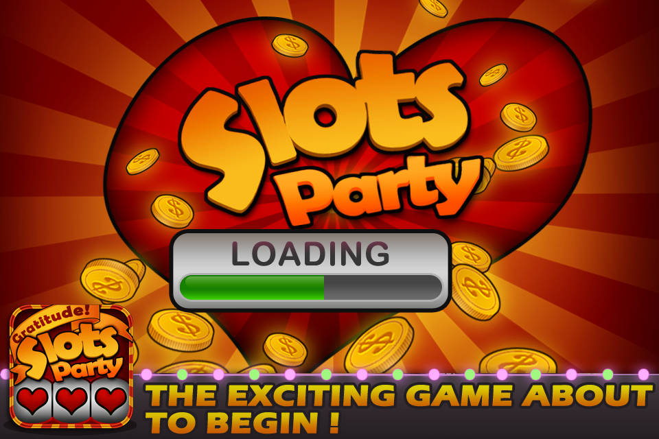 Screenshot Slots Party HD