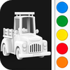 Figuromo Kids : Car Toon Truck